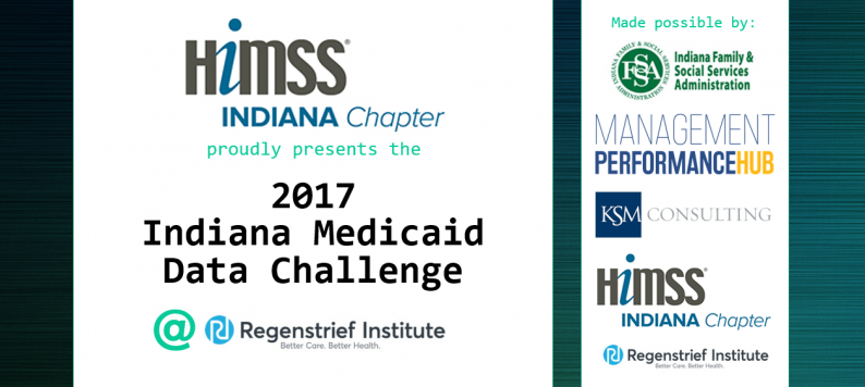title image for the 2017 Indiana Medicaid Data Challenge