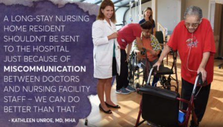 Shaking up how nursing homes and their clinicians are paid to care for sick residents