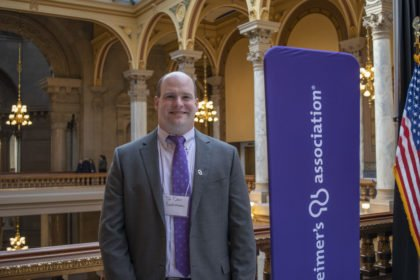 Regenstrief Scientist Provides Education about Alzheimer's at Indiana Statehouse
