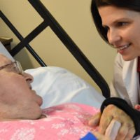 OPTIMSTIC/Care Revolution to improve care for people in nursing homes.