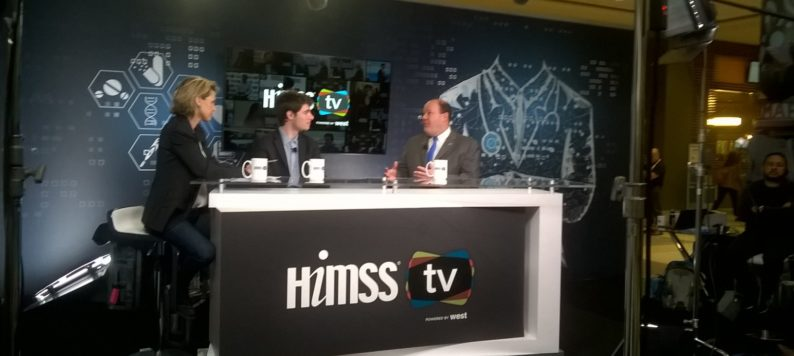 Brian on HIMSS TV