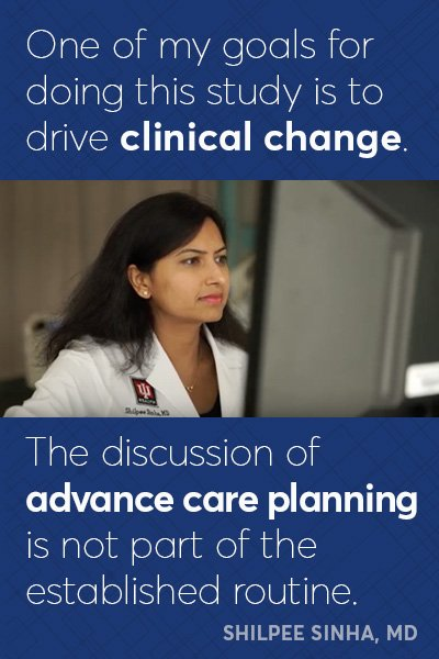 Shilpee Sinha, MD, lead author
