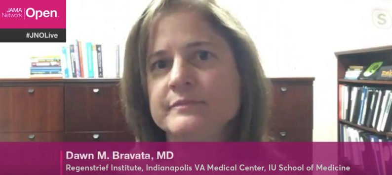 Dawn Bravata on JAMA Network Open