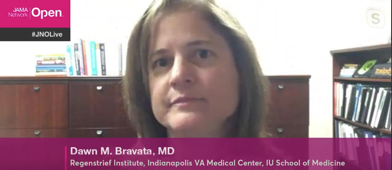 Regenstrief researcher discusses care processes that improve outcomes for TIA and minor stroke patients
