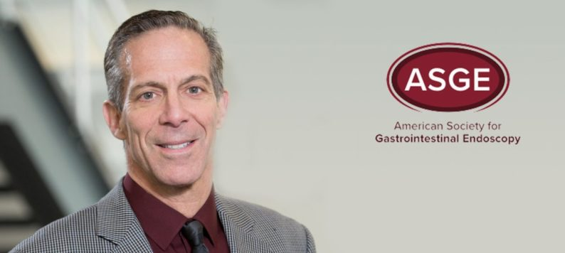 Dr. Tom Imperiale in American Society of Gastrointestinal Endoscopy