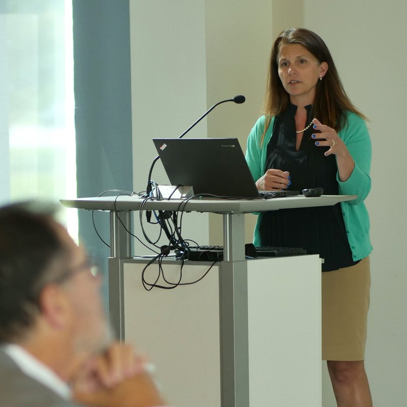 Kathleen Unroe Entrepreneurial session