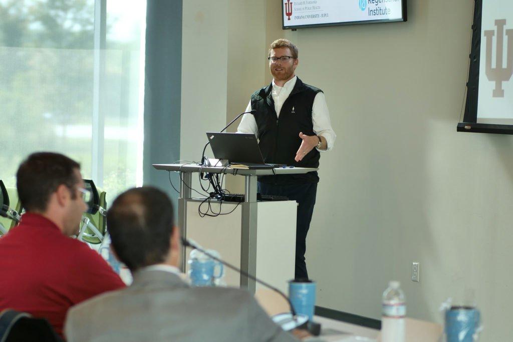 Luke Pittman Entrepreneurial session