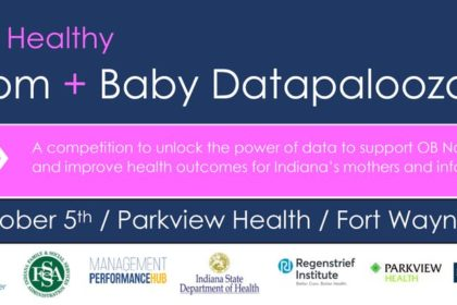 Teams sought for data and analytics challenge to help improve health outcomes for mothers and babies in Indiana