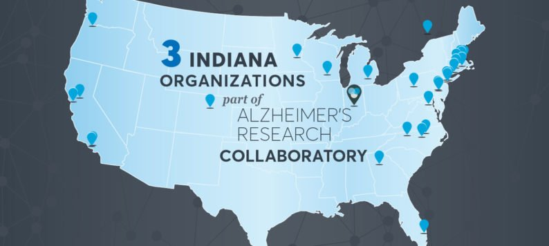 Locations of IMPACT Alzheimer's research incubator