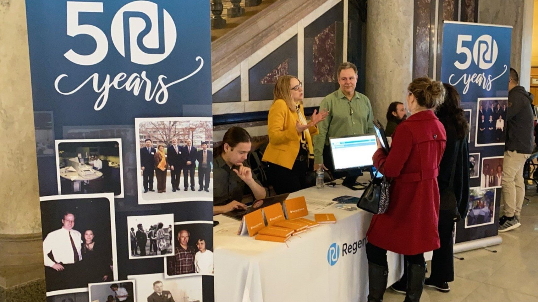 Regenstrief debuts prototype metadata dashboard during Data Day at Indiana Statehouse