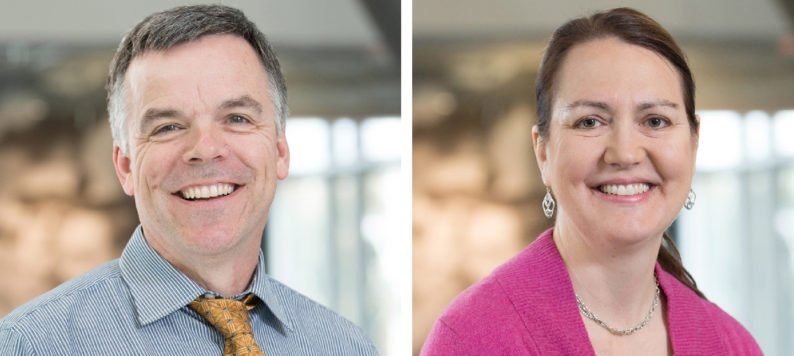 Drs. Callahan and Torke are leading a core of a national Alzheimer's research incubator.