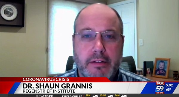 Dr. Shaun Grannis on Fox