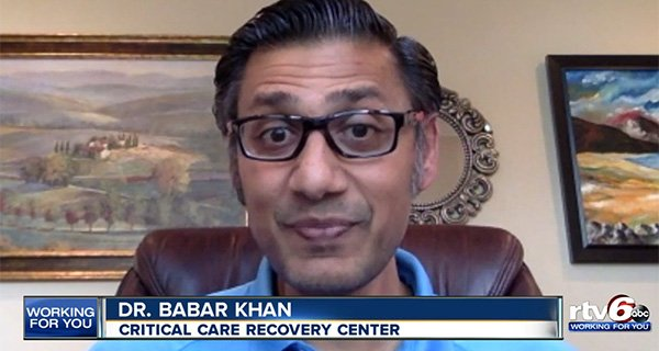 Dr. Babar Kahn interview with RTV6