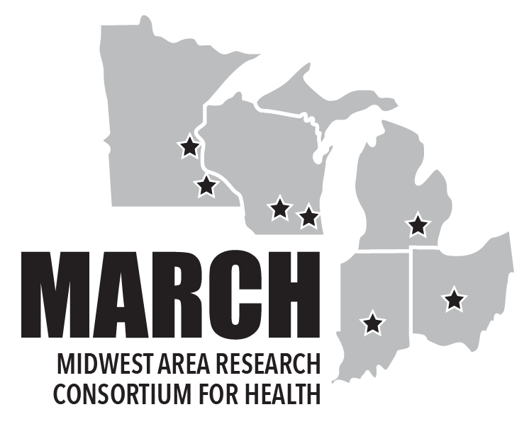 Midwest Area Research Consortium for Health logo