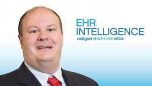 Dr. Brian Dixon in EHR Intelligence