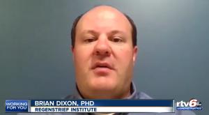Dr. Dixon on WRTV6