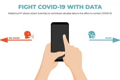 New app allows citizen scientists to contribute to effort to contain COVID-19