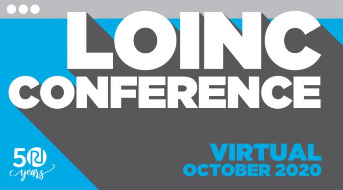 LOINC 2020 conference