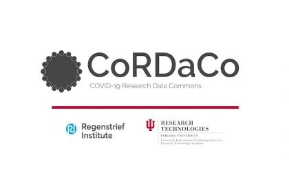 Regenstrief – IU partnership offers fast, secure access to COVID-19 data for research