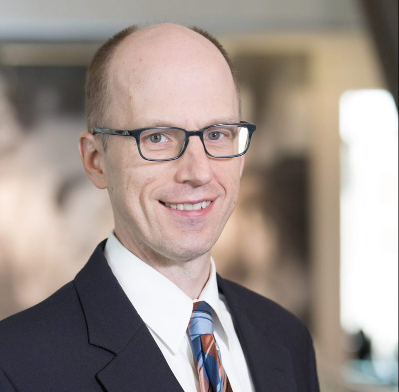 Dr. David Haggstrom new health services research director