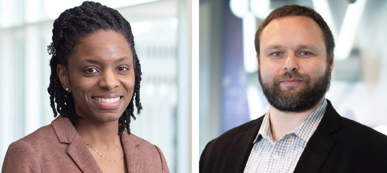 Dr. April Savoy and Dr. Richard Holden discuss designing HIT for patients