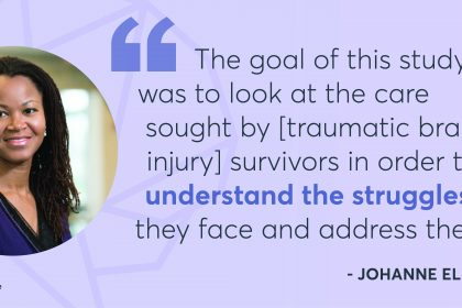 Patients with traumatic brain injuries face challenges navigating healthcare system