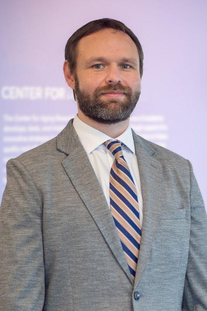 Richard Holden, PhD, MS