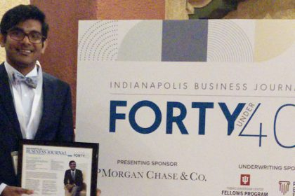 Making an impact with AI: Regenstrief research scientist recognized as IBJ Forty Under 40