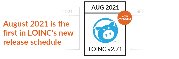 LOINC® issues new terms for healthcare data interoperability; begins new release schedule