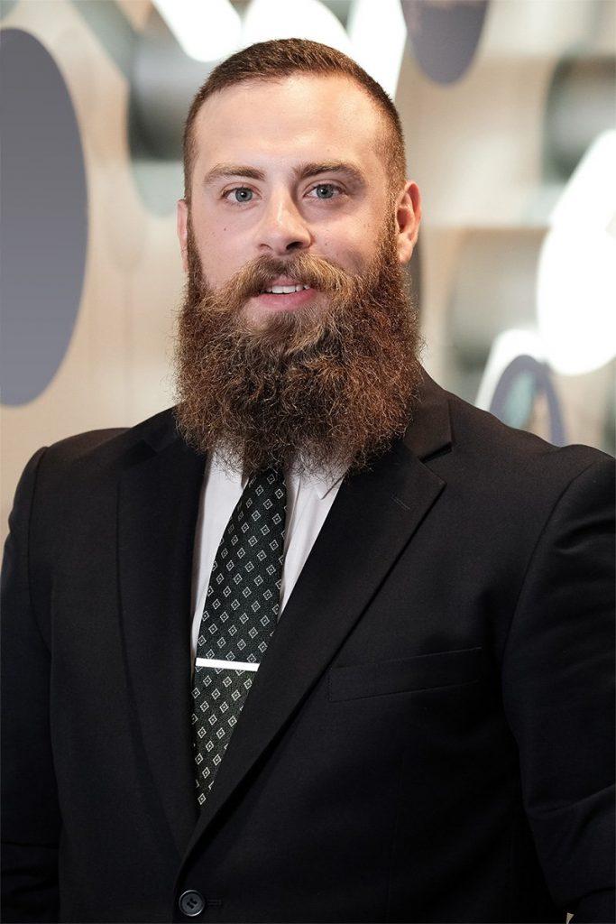 Eric Vachon, PhD, RN